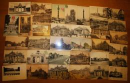 Bruxelles - Lot De 100 Cartes (animée, Précurseur, Tram, Trenkler, Expo,...voir Zie Scans) (lot 1) - Unclassified