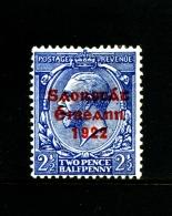 IRELAND/EIRE - 1923  2 1/2 D. FREE STATE  MINT  SG 56 - 1922-37 Stato Libero D'Irlanda