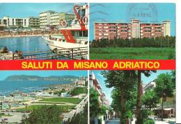 Misano Adriatico (Rimini, Emilia Romagna) Vedute E Scorci Panoramici, Istituto Ellerino - Rimini