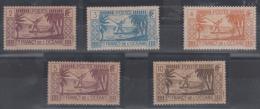 LOT DE TIMBRES ETABLISSEMENT FRANÇAIS DE L'OCEANIE - France (ex-colonies & Protectorats)