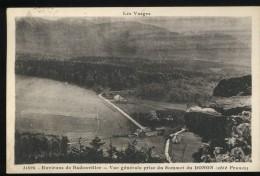 88 Vosges Environs De Badonviller 31894 Vue Générale Prise Du Sommet Du Donon Côté France 1936 CLB - Non Classés