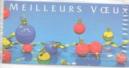 """Bloc Souvenir Neuf Sous Blister"""" MEILLEURS VOEUX """" - Blocs Souvenir"""