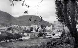 HONDURAS - Vista De Tegucigalpa, D.C. Capital De La Republica De Honduras En C.A., Fotokarte Um 1950 - Honduras