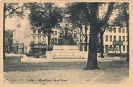 Luik / Liége : Monument Frère-Orban - Luik