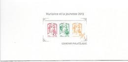 """Souvenir Neuf Sous Blister """" MARIANNE DE LA JEUNESSE"""" - Blocs Souvenir"""