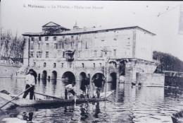82---REPRODUCTION---MOISSAC--le Moulin--pêche Aux Aloses--voir 2 Scans - Moissac