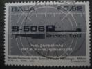 ITALIA USATI 2005 - SOMMERGIBILE TOTI MUSEO MILANO  - SASSONE 2862 - RIF. M 0259 - 6. 1946-.. Repubblica