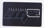 Bangladsh Teletalk Large RARE GSM SIM Card Brand New Mint See My Other Listing To Make Complete Country Set