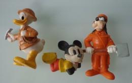 """Lots De 3 Figurines """"Mickey"""" - Disney"""