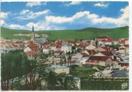 Chateau Salins (Moselle) Vue Sur La Ville (n°559 Poll) - Chateau Salins
