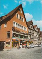 D-74613 Öhringen - Marktplatz - Hofapotheke - Kaufhaus Braun - Cars - Opel - VW - Oehringen