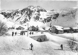 Environs De Chamonix - Le Village Du Tour Et Son Glacier, En Hiver - Carte Gany - France