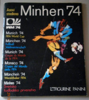 Soccer / Football - MUNICH 1974 / MUNCHEN 1974 FIFA - WORLD CUP Completely FULL ALBUM PANINI YU EDITION - Oude Documenten