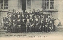 SAINT RIQUIER - Petit Séminaire, La Jeune Fanfare. - Saint Riquier