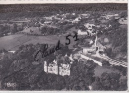 BREMUR Et VAUROIS (21) Vue Aérienne Sur Le Château Et Brémur - Ohne Zuordnung