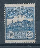 Saint-Marin  N°38 - Oblitérés