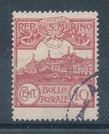Saint-Marin  N°36 - Oblitérés