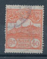 Saint-Marin  N°40 - Oblitérés