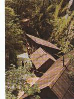 BOLNICA FRANJA Pri Cerknem, Partisan Hospital,hôpital Partisan, Slovenia,  Old Postcard - Slovénie