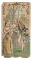 1 Image à Insérerdans  Menu De Mariage/Partition/ Nous étions Dix Filles à Marier/ Vers 1910    MENU158 - Menus
