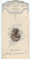 1   Menu De Communion/Armand /Déjeuner -Diner  / Vers 1930     MENU163 - Menus