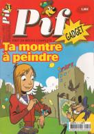 Pif Gadget N° 31 De Jan 2007 - Avec Circus Story, Kid Franky, Trelawney, Bâtiment C, Gâbs, Couik, Dicentim. Revue En TBE - Pif & Hercule