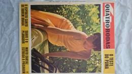 REVUE BRESIL  QUATRO RODAS En JUIN 1967! - Livres, BD, Revues
