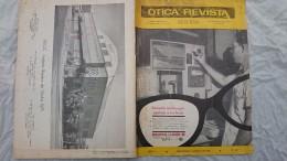 REVUE BRESIL OTICA REVISTA, Agoste 1967!! - Livres, BD, Revues
