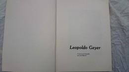HISTORICO DOS 75 ANOS DE TRABALHO LEOPOLDO GEYER NA CASA MASSON!! - Livres, BD, Revues