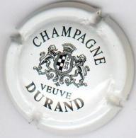 CAPSULE-CHAMPAGNE DURAND VEUVE N°01 - Durand (Veuve)