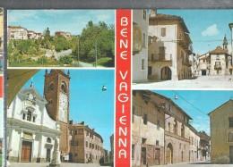 BENE VAGIENNA.VEDUTE VARIE. .VIAGGIATA. 1989.FG-I.41-M - Cuneo