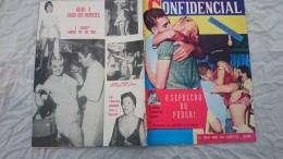 REVISTA MANCHETE MANSFIELD DE PALETO , 21 Fevereiro 1959!! - Livres, BD, Revues