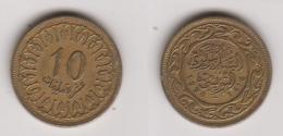 Tunesien , 10 Millimes , 1996 ( G.Schön 204 / 3 ) - Tunesien
