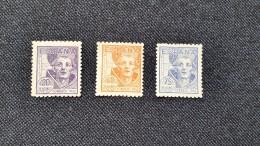 España 1942/3  IVERT  Nº 712/14 Serie Completa    MNH** - 1931-Hoy: 2ª República - ... Juan Carlos I