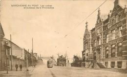 MARCHIENNE AU PONT - Les Usines Et Bureaux De La Providence. - Belgique