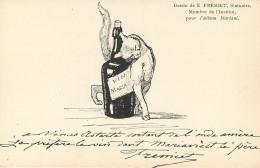 Publicité Pour VINS Mariani Par Frémiet - Publicité