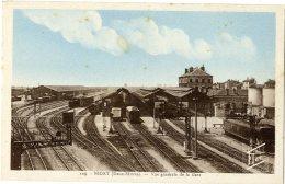 79  NIORT  -  LA GARE - Niort