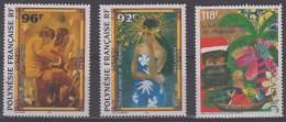 LOT TIMBRES DE LA POLYNESIE FRANCAISE 1996 - Polynésie Française