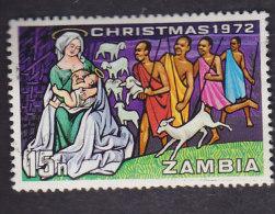 Zambie. Noël: Visite Des Bergers 91 - Zambie (1965-...)