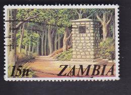 Zambie. Monument De L'indépendance. 141 - Zambie (1965-...)