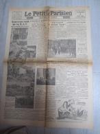 Le Petit Parisien N° 23736 Du 01/05/42 : Raid De La R.A.F. (1 Feuillet, Jauni, Petite Déchirure À La Pliure) - Journaux - Quotidiens