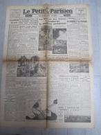 Le Petit Parisien N° 23715 Du 07/04/42 : La Banlieue Bombardée (1 Feuillet, Jauni, Petite Déchirure à La Pliure) - Journaux - Quotidiens