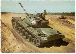 MILITÄR - PANZER / Tank / Chars, BUNDESWEHR M 48 A, 1960 - Ausrüstung