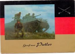 MILITÄR - PANZER / Tank / Chars, BUNDESWEHR, Panzergrenadiere - Ausrüstung