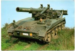 MILITÄR - PANZER / Tank / Chars, M 110, Belgische Armee - Ausrüstung