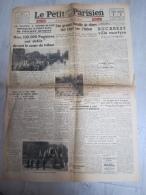 Le Petit Parisien Du 01/07/44 : Obsèques De P. Henriot (Jauni, Déchirure À La Pliure) - Journaux - Quotidiens