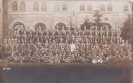 Foto Deutsche Soldaten   Infanterie Regiment Hannover? Hildesheim? Munsterlager Manöver Pickelhaube GEwehr - Krieg, Militär