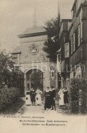 Postcard / Postkaart / CPA / Bornem / Buitenland / Gildenkamer En Kipdorppoort / Ed. Gebr. L. Janssens / No 103 / 1904 - Bornem