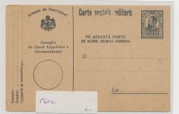 Rumänien   Alte  - Ganzsache    (be5546 ) Siehe Scan - Interi Postali