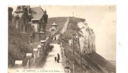 CPA 76 Le Tréport  Les Terrasses N°572 1912 - Le Treport